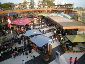 Larcomar Mall, Lima
