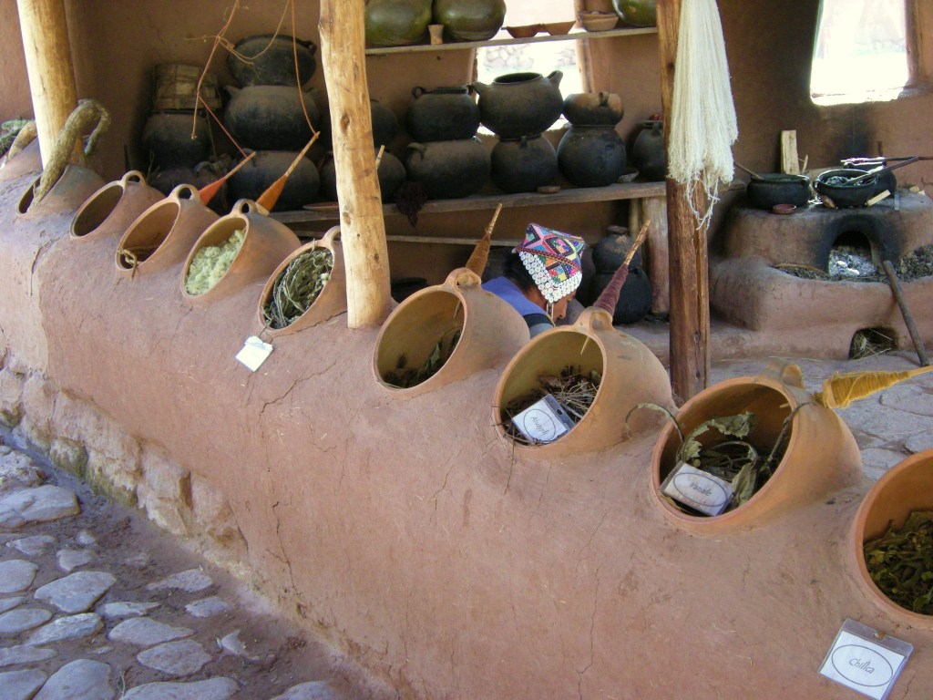 Dyes used are primarily from natural herbs.