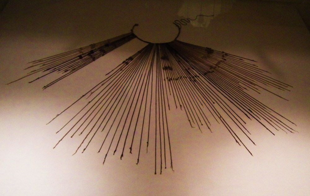 Quipu - the Inca system of accounting and record keeping