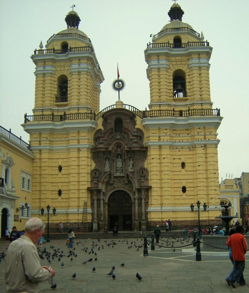 Convento San Francisco de Asis - Lima