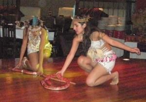 Amazonian snake dance