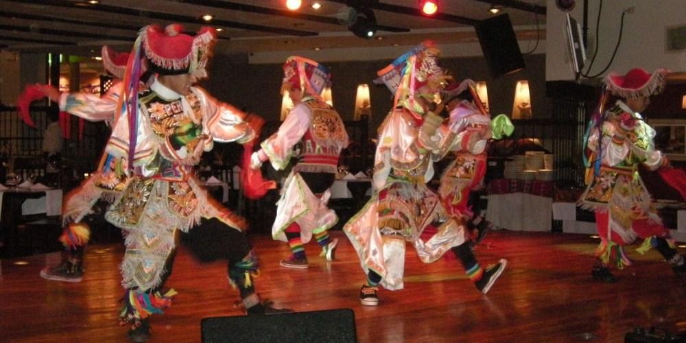 Danza de Tijeras (Scissors Dance)
