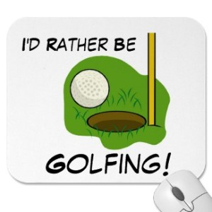 golfingmousepad