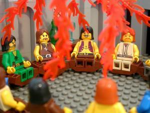 pentacost-Legos