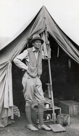 Hiram Bingham in 1911