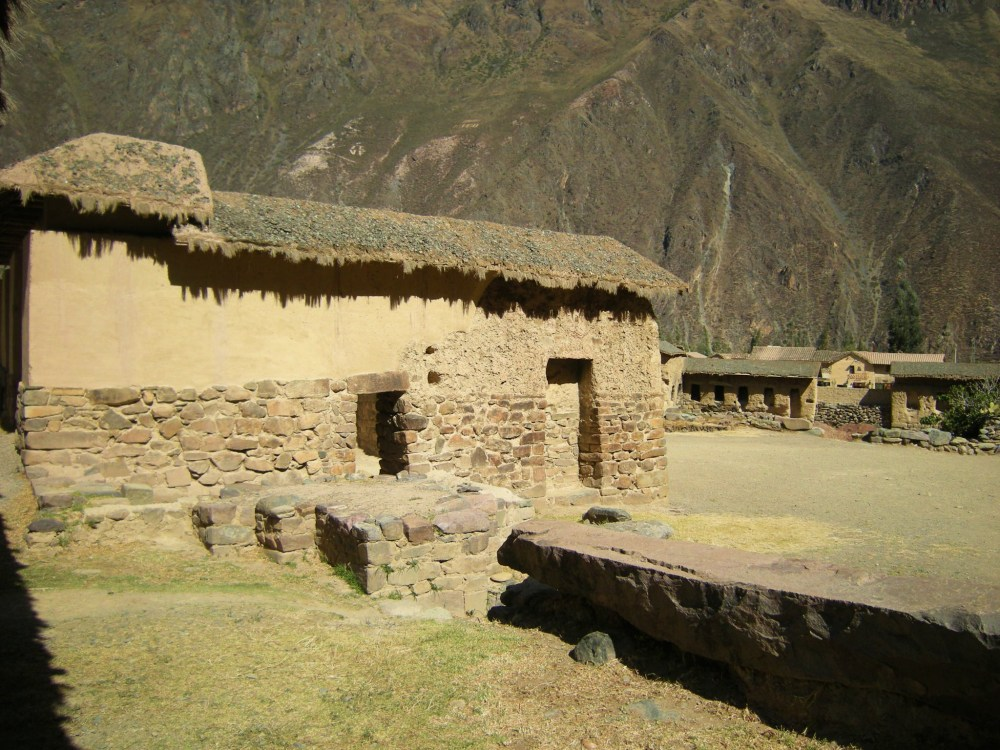 Lower ruins