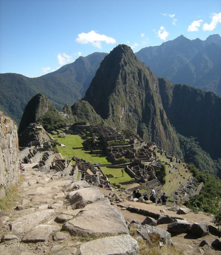Return to Machu Picchu via the Inca Trail