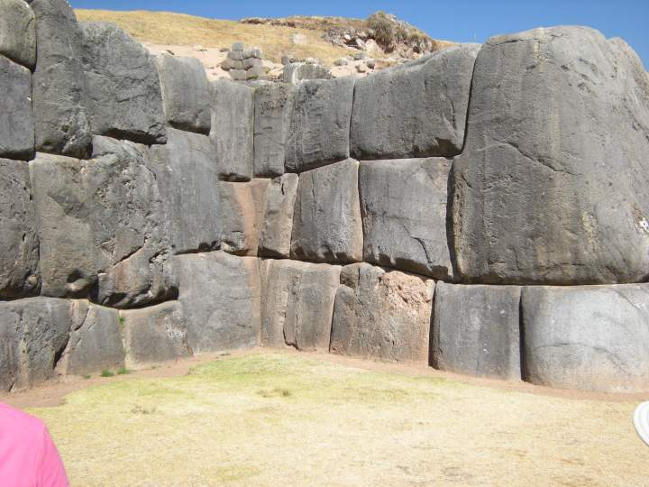 Note the size of some of these boulders. Some have carvings imprinted on them.