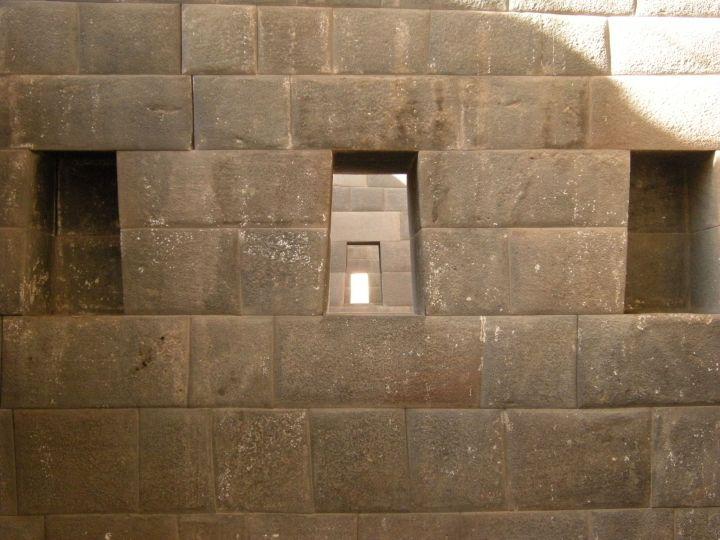 Series of trapezoidal windows