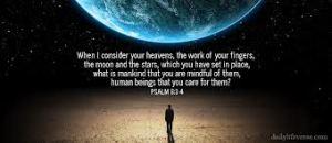 psalm8