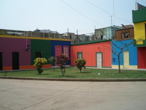 chucuito houses