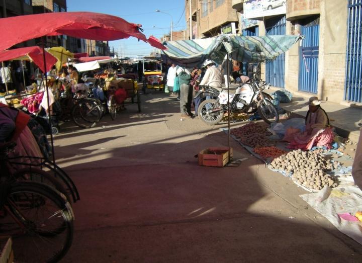 Puno market