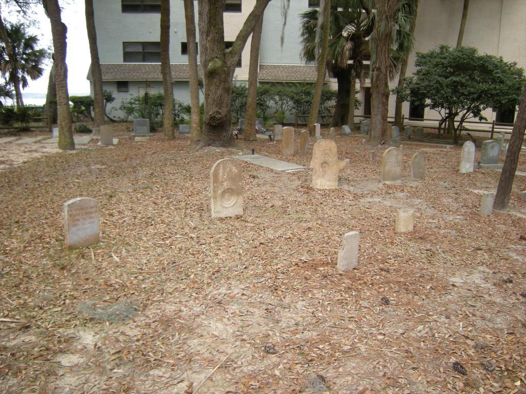 Gullah cemetery