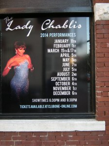 Lady Chablis (famous because of the book & movie) is still going strong!