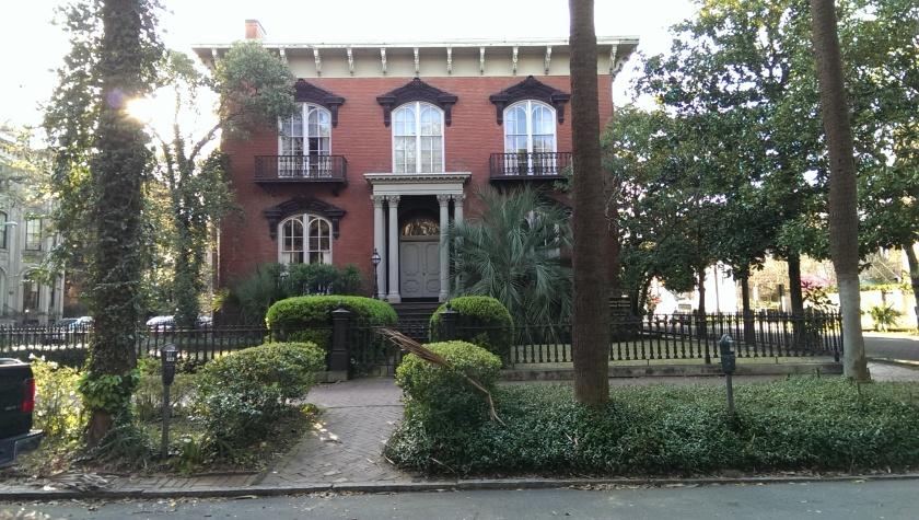 The Mercer-Williams house