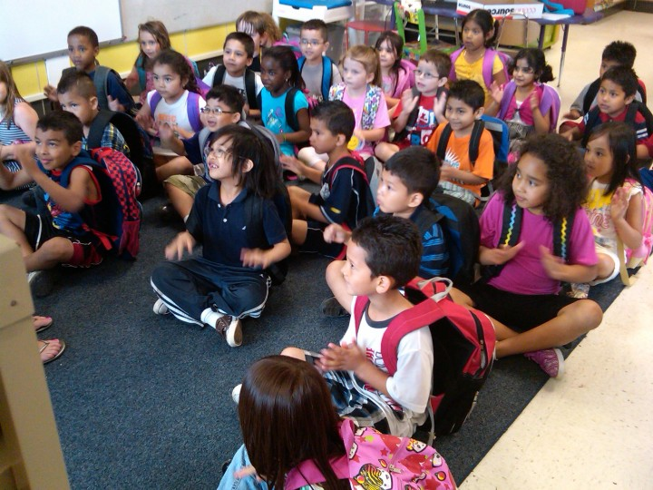 The new future first graders!