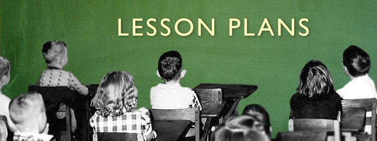 lesson plan-kids