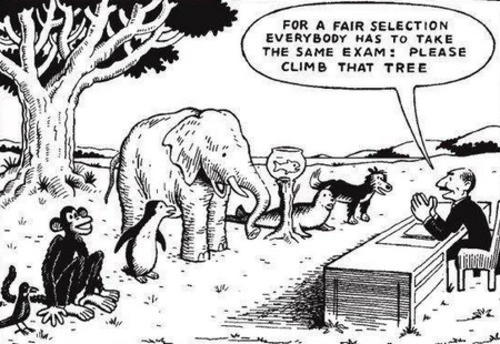 NCLB-fair assessment
