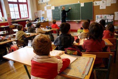 quiet classroom