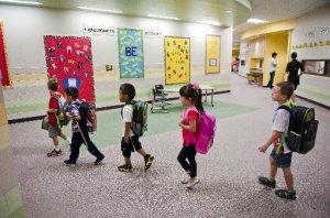 quiet kindergartners