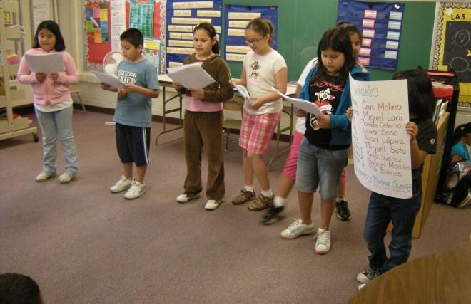 3rd grade play