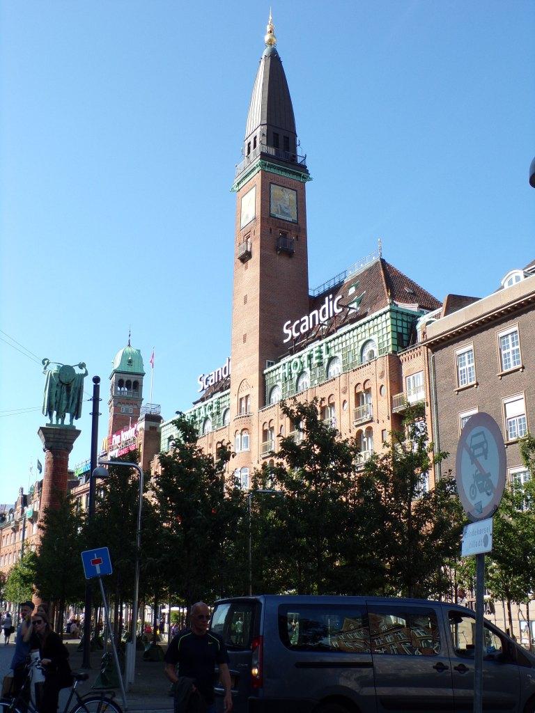 Scandic Palace Hotel, Copenhagen