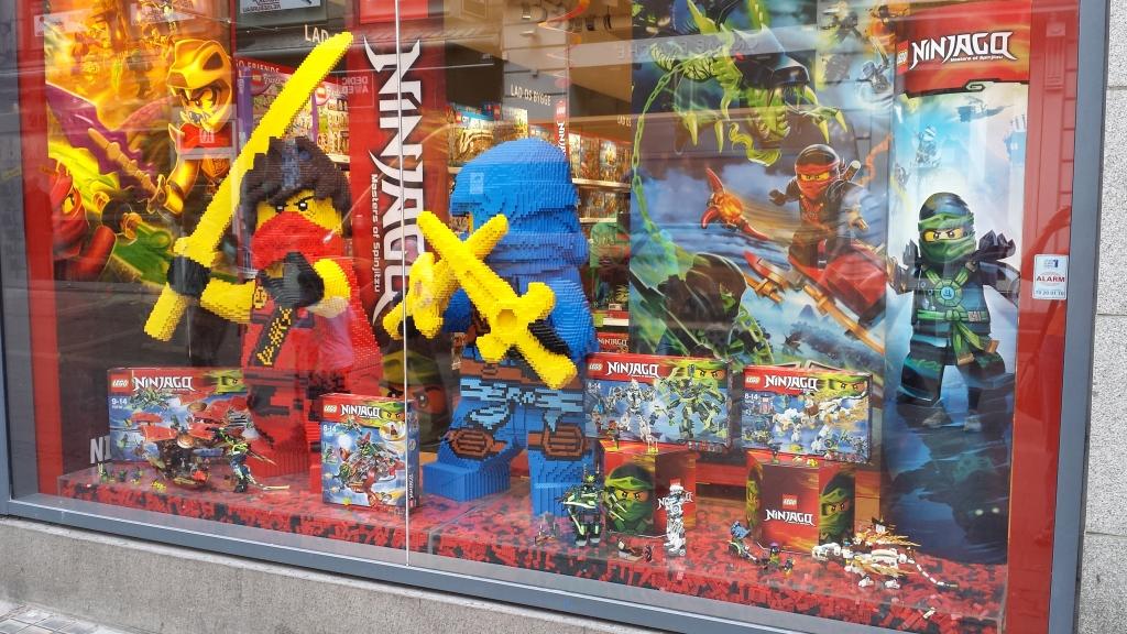 Lego ninjas!