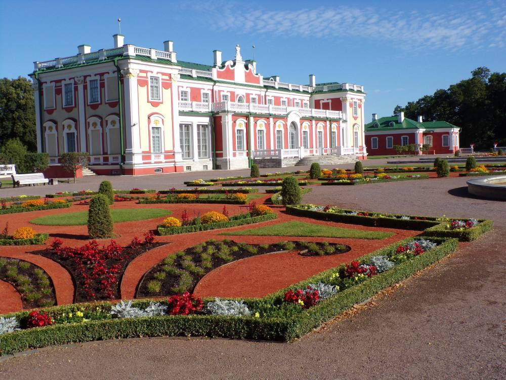 Catherine's Palace, near Tallinn