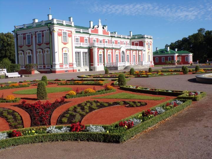 Catherine's Palace, near Tallinn