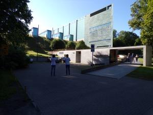 The KUMU art museum