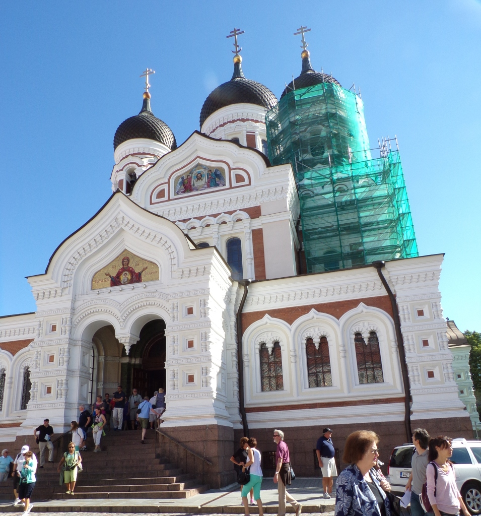 Alexander Nevsky Russian Orthodox church