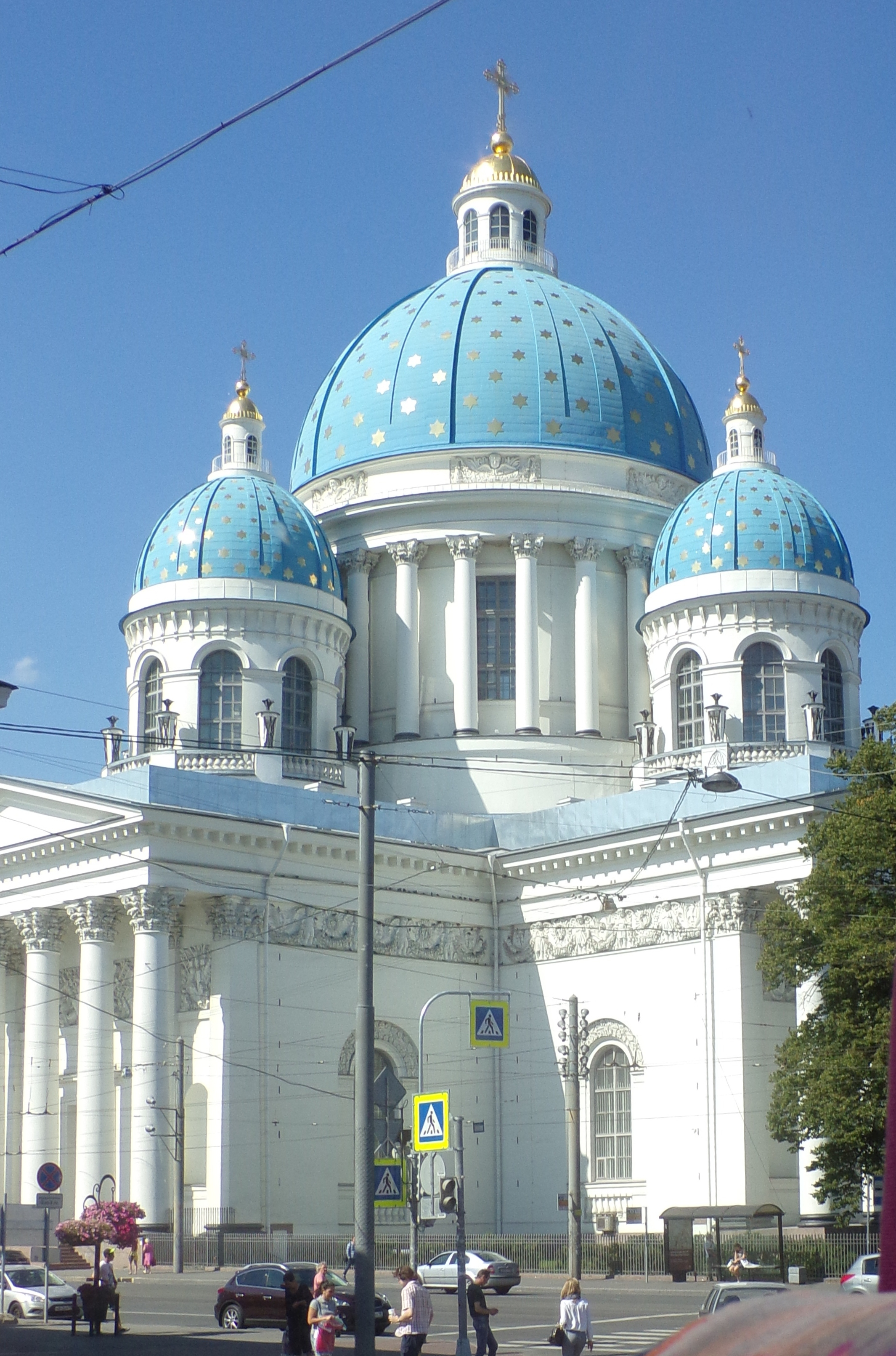 St Petersburg Nood: Onion Domes And Spires: Orthodox Churches Of St