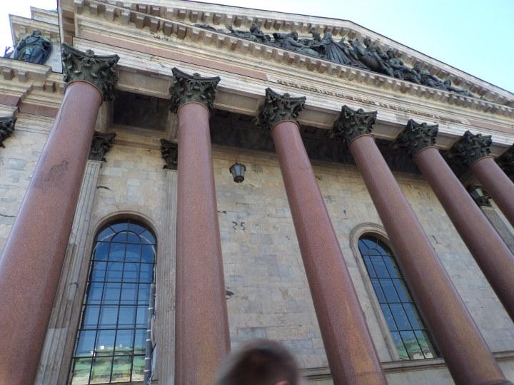 Columns - St. Isaac Church