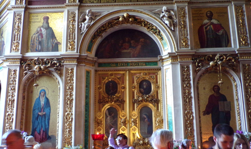 Icons - St. Isaac Cathedral