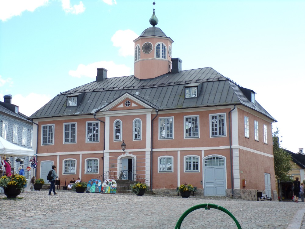 Town hall of Porvoo