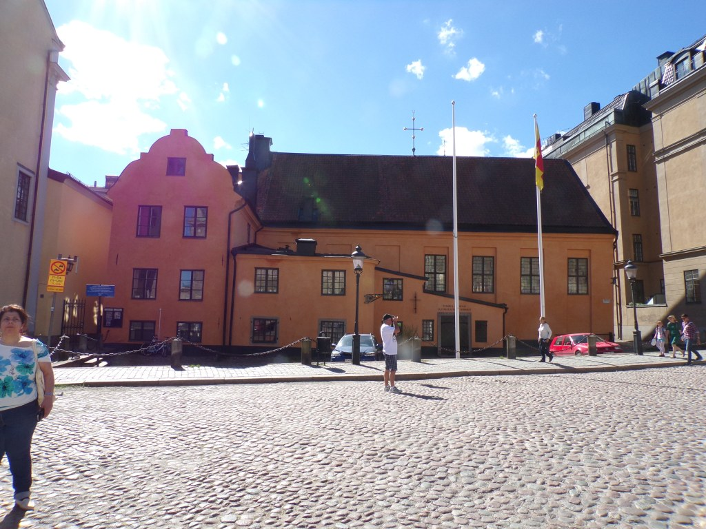 Gama Stan - Old Town Stockholm