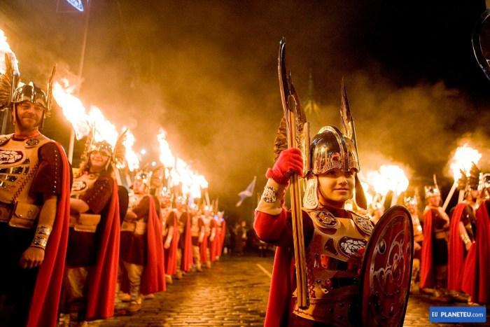 Torchlight Procession, Edinburgh