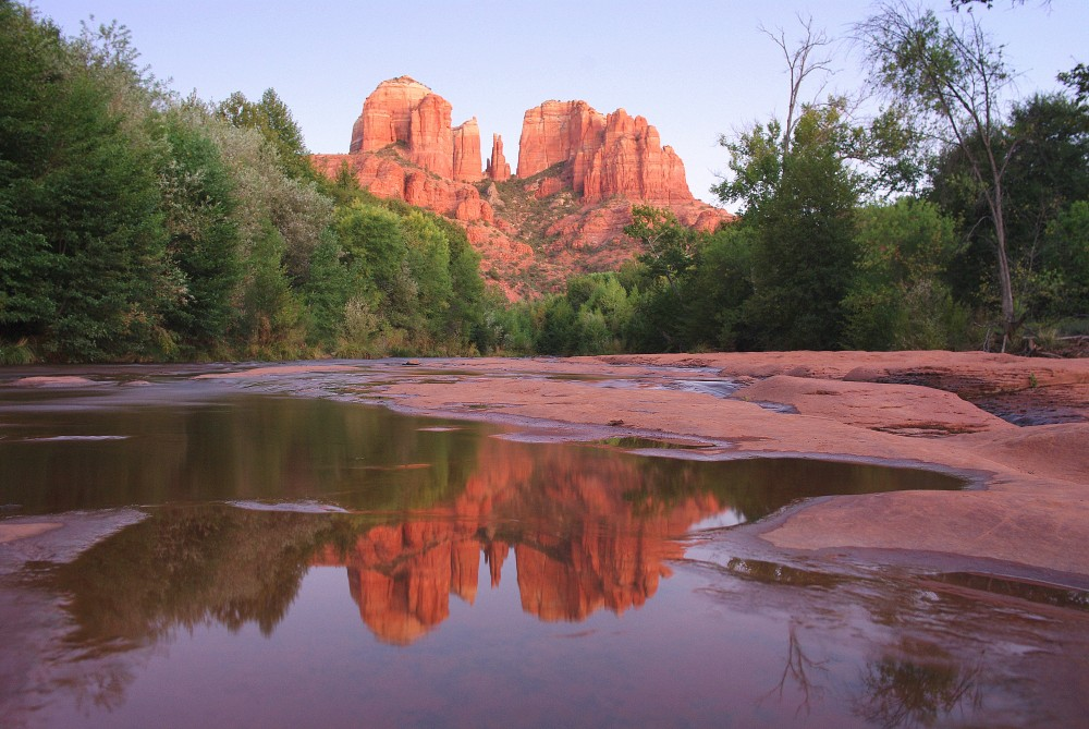 Sedona would be a great place to retire!