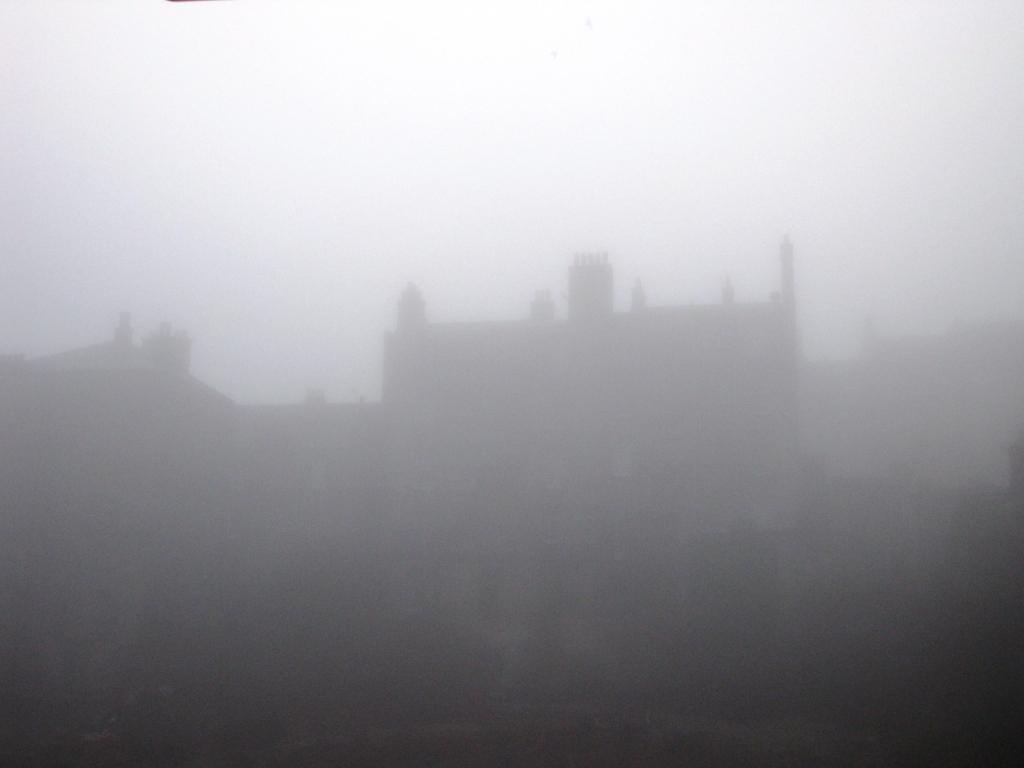 haar in Edinburgh