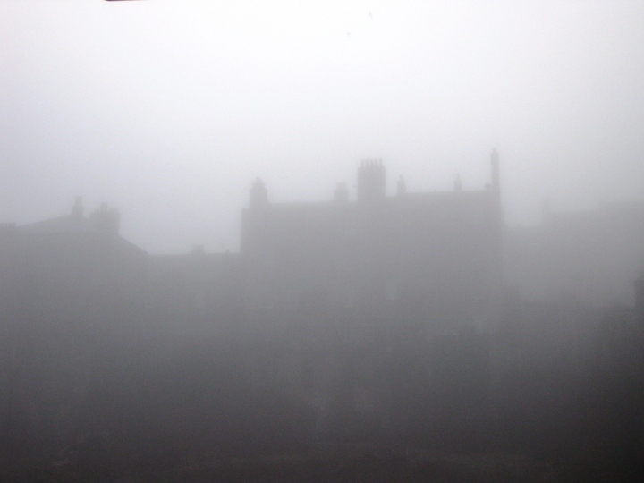 haar in Edinburgh