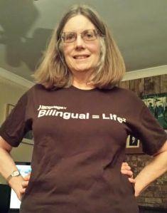 Bilingual=Life squared