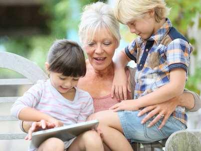 grandma&grandchildren