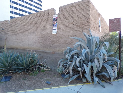 San Agustin Presidio in Tucson