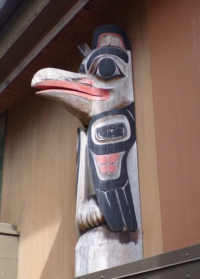 At Totem Heritage Center