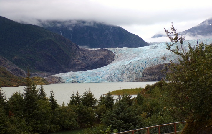 Mendenhall Glacier and Lake