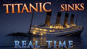 titanic-sinks-real-time
