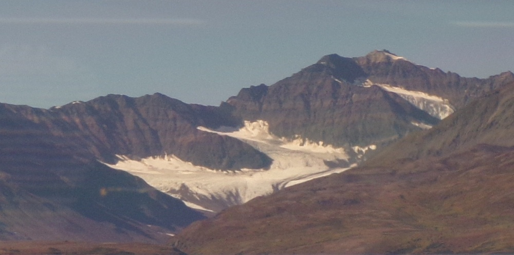 Spencer Glacier?
