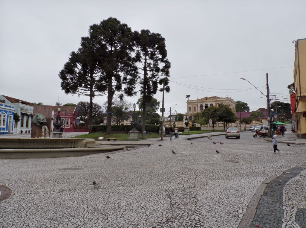 Largo da Ordem square