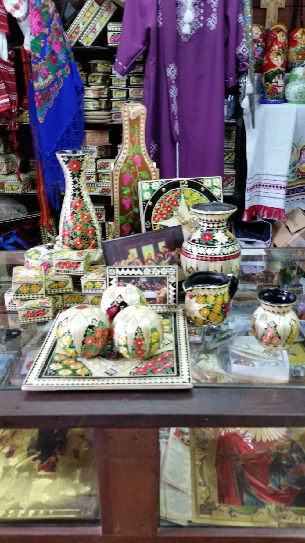 Ukrainian crafts for sale