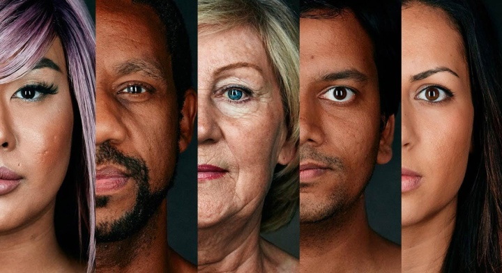 faces-of-different-races